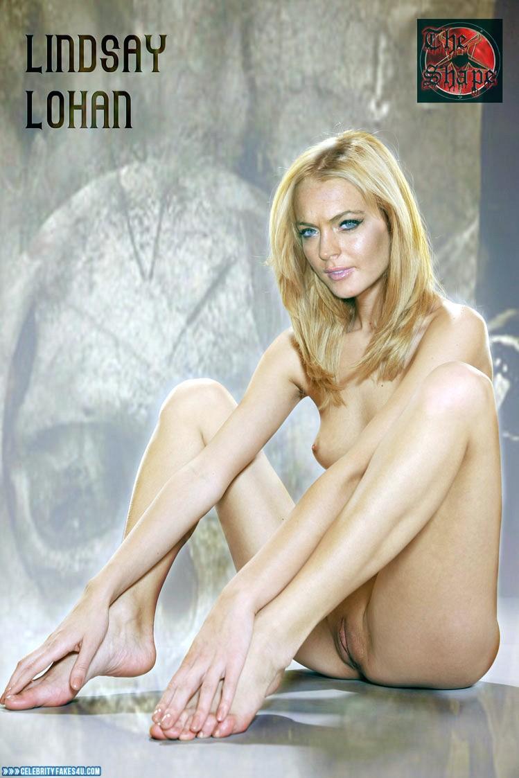 Lindsay Lohan Fake, Nude, Porn