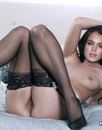 Lindsay Lohan Nudes Naked 001