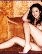 Liu Yifei Breasts Exposed Masturbating Porn 001