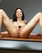 Lucy Liu No Underwear Pussy Exposed Xxx 001