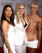 Lucy Liu Red Carpet Event Charlies Angels 001