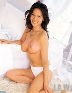 Lucy Liu Tits Exposed Fakes 001