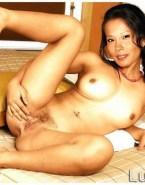Lucy Liu Tits Spread Pussy Porn 001