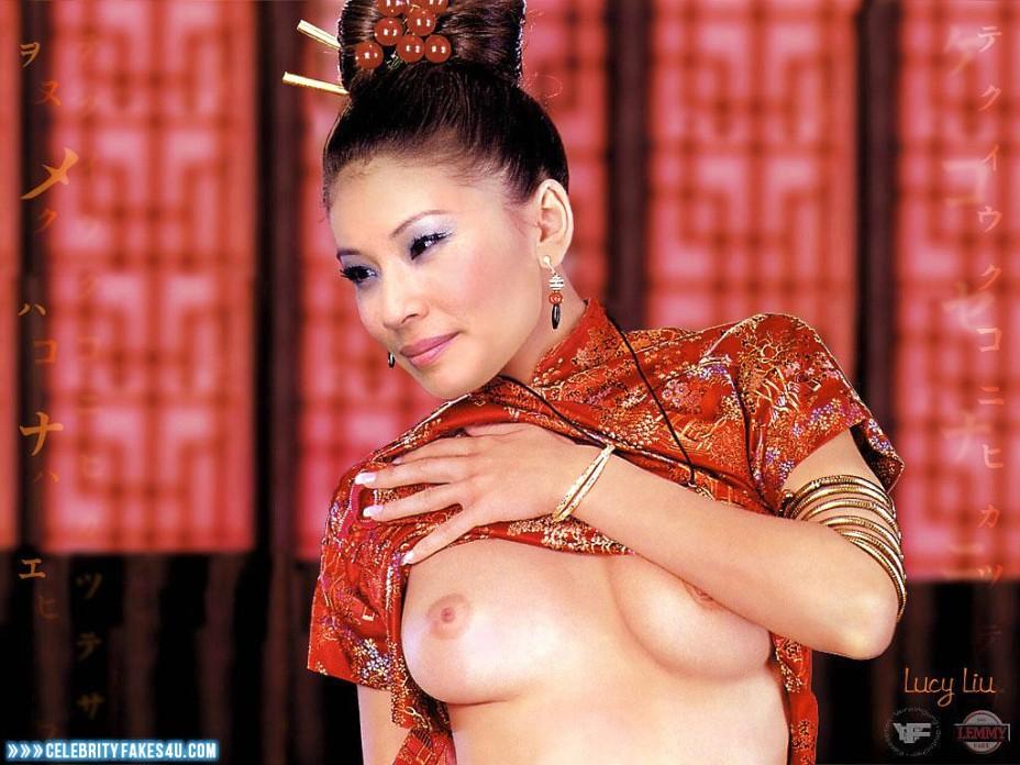 Lucy liu hot nude