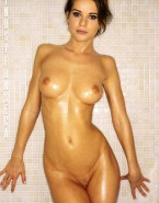 Lyndsy Fonseca Bath Wet Nude Fake 001