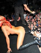 Madonna Naked Public 001