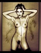 Madonna Nude Body Tits 001