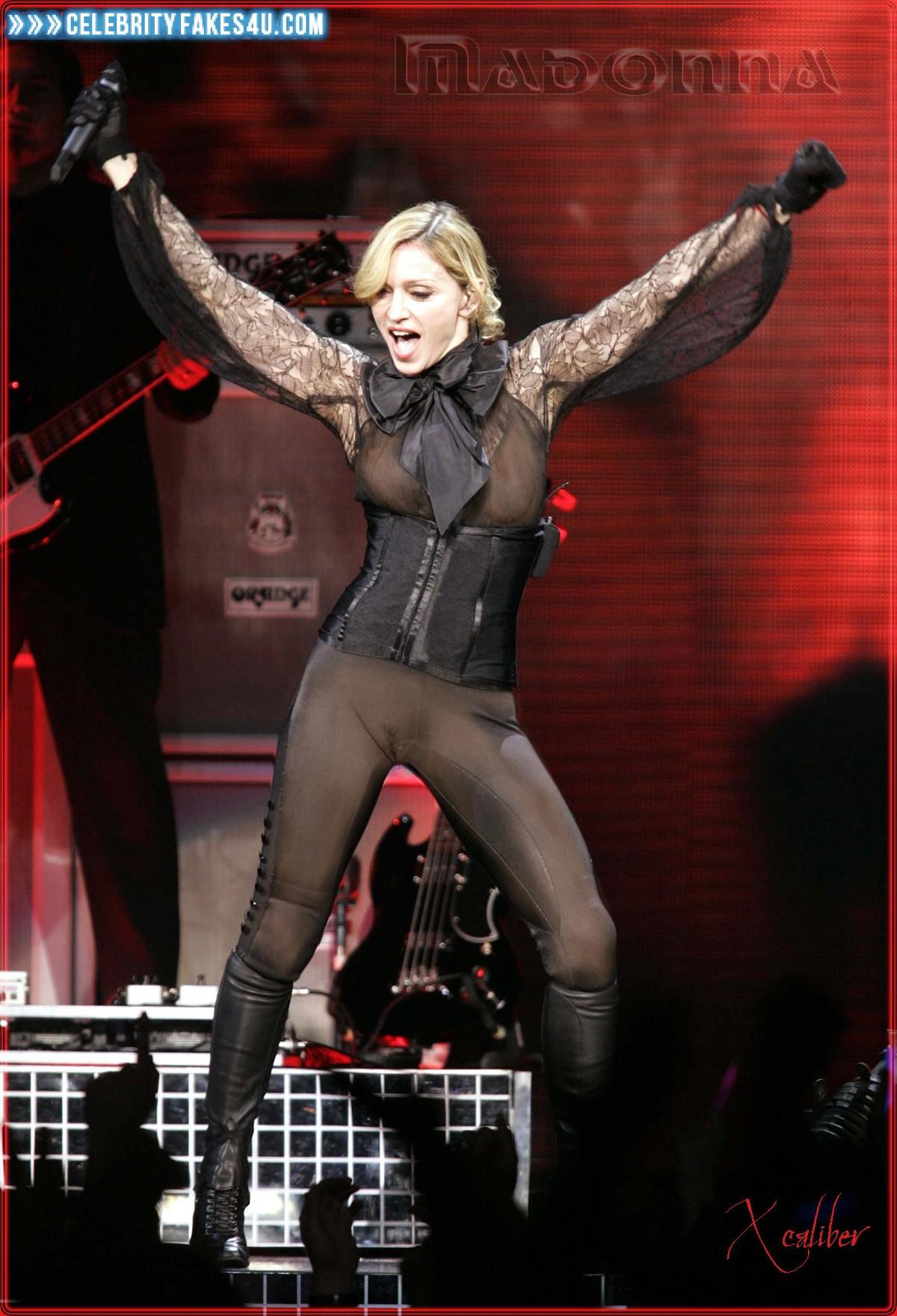 Madonna fake nude porn theme, interesting
