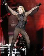 Madonna See Thru Public Naked 001