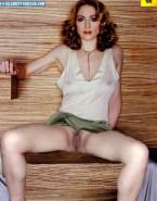 Madonna Upskirt Pussy See Thru Nude 001