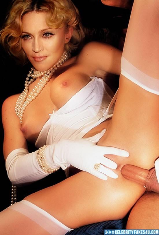 Порно Под Мадонну
