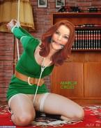 Marcia Cross Bondage Gagged Porn 001
