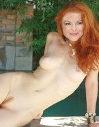 Marcia Cross Completely Naked Body Great Tits 001