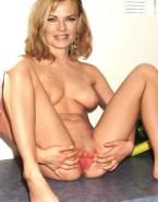 Marg Helgenberger Juicy Spread Pussy Porn 001