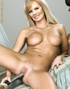 Marg Helgenberger Sex Toy Tight Pussy 001