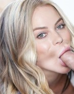 Margot Robbie Blowjob Sex 001