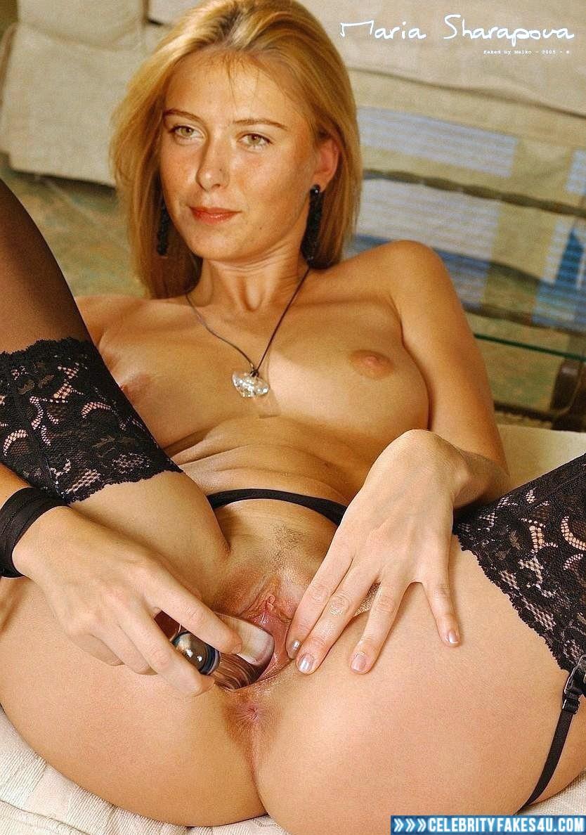 maria sharapova nude pussy