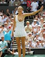 Maria Sharapova Wardrobe Malfunction Skirt Naked 001