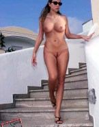 Mariah Carey Completely Naked Body Nice Tits 001