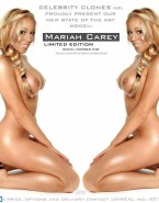 Mariah Carey Completely Naked Body Nipples Pierced 001