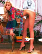 Maureen Mccormick Legs Panties Down Nude 001