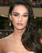 Megan Fox Public Cumshot Facial Porn 001
