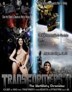 Megan Fox Transformers Movie Cover Porn 001
