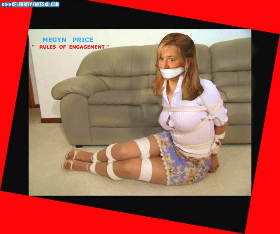 Megyn Price Fake, BDSM, Bondage, Porn