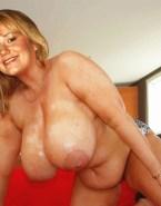 Megyn Price Wet Huge Boobs Nudes 001