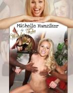 Michelle Hunziker Small Boobs Gangbang Nude Sex 001