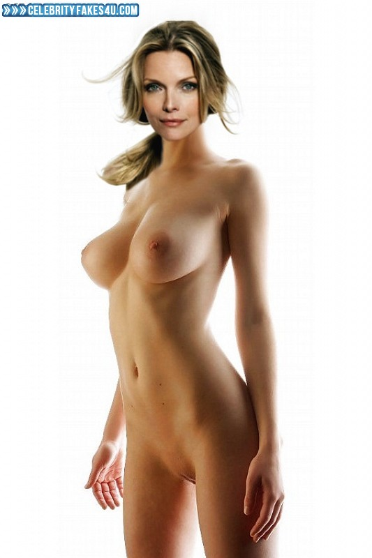 Michelle Pfeiffer Fake, Big Tits, Hot Athletic Body, Sexy Flat Stomach, Porn