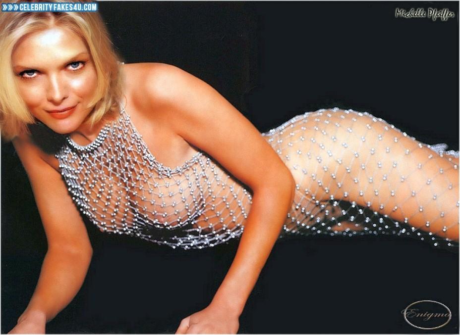 Michelle Pfeiffer Fake, Nude, Porn