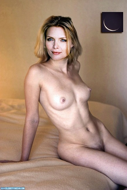 Michelle Pfeiffer Fake, Hot Athletic Body, Nude, Tits, Porn