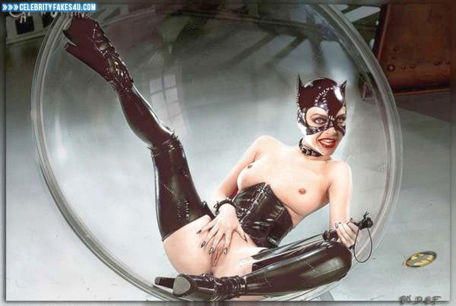 Michelle Pfeiffer Fake, Catwoman, Pussy, Tits, Porn