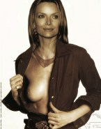 Michelle Pfeiffer Shows Her Tits Aroused 001