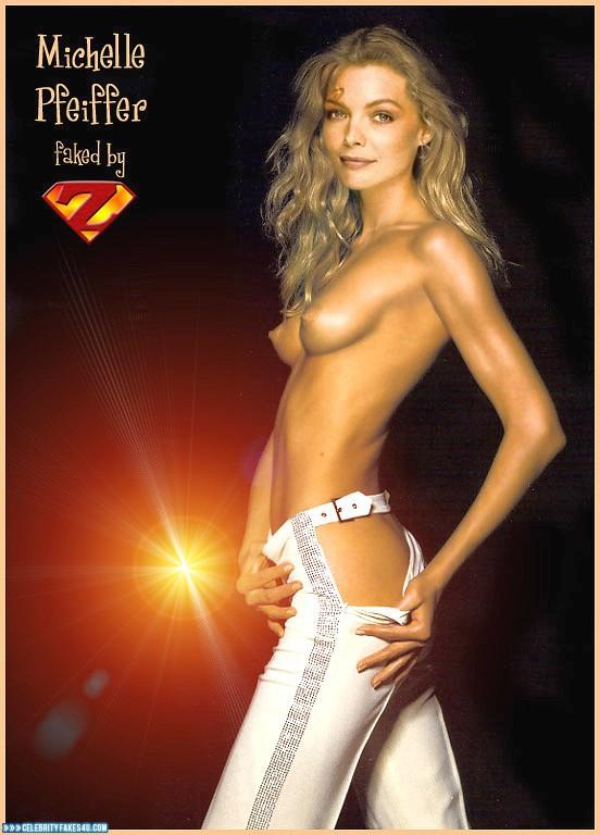 Michelle Pfeiffer Fake, Topless, Porn