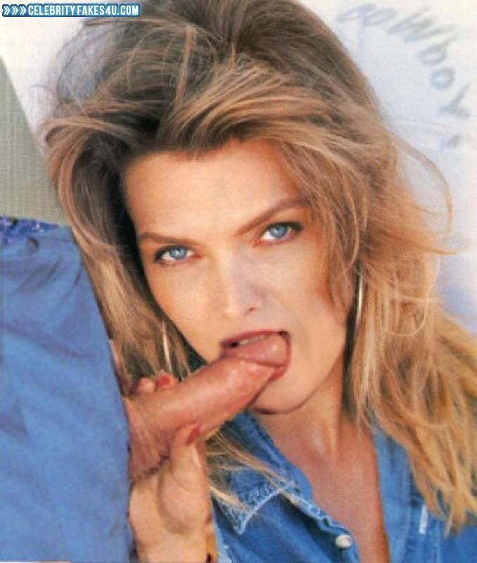 Michelle Pfeiffer Fake, Blowjob, Horny, Porn