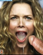 Michelle Pfeiffer Blowjob Swallowing Cumslut Sex 001