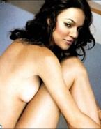 Michelle Rodriguez Horny Sideboob Nude Fake 001