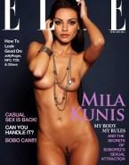 Mila Kunis Magazine Cover Great Tits 001