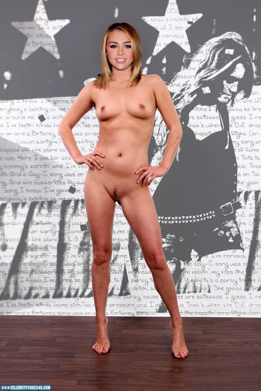miley c nude