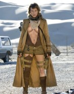 Milla Jovovich Great Tits 001