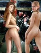 Milla Jovovich Lesbian Ass 001