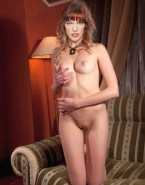Milla Jovovich Naked Body Boobs Squeezed 001