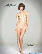 Milla Jovovich Naked Body Tits 002