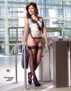 Milla Jovovich No Panties Pokies Naked 001
