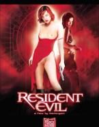 Milla Jovovich Resident Evil No Panties Naked 001
