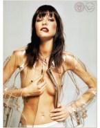 Milla Jovovich See Thru Breasts Porn 001