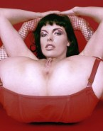 Milla Jovovich Vagina Legs Spread Flexible Nsfw 001