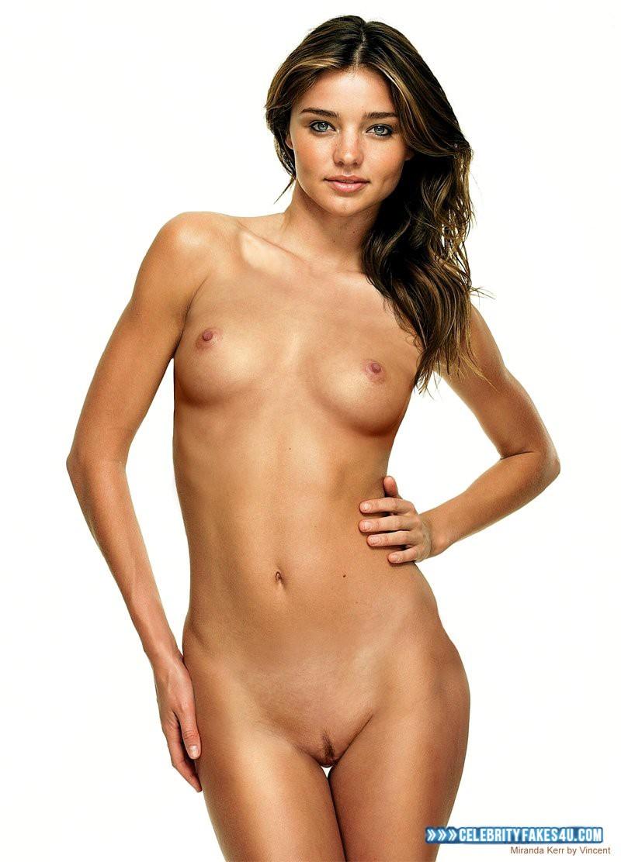 Miranda Kerr Nude Body Breasts 002  Celebrity Fakes 4U-4656